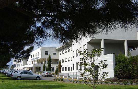 La clinique Pasteur située au Nord de Royan