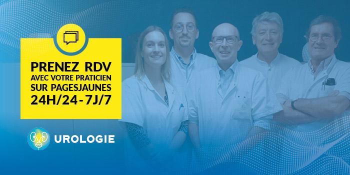 Prise de rendez-vous en ligne clinique urologie Royan