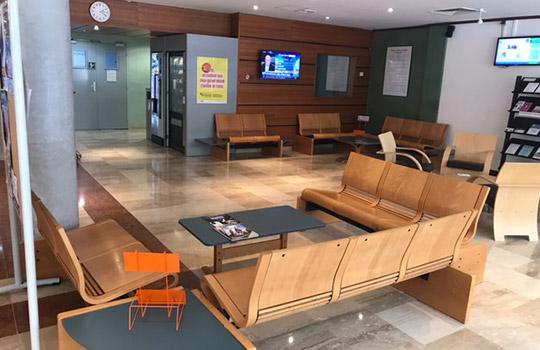 accueil clinique urologie royan