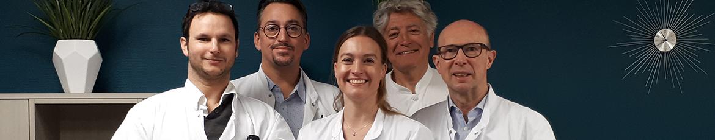 équipe urologues clinique de Royan