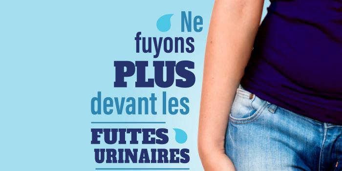 Semaine de la CONTINENCE urinaire clinique urologie royan