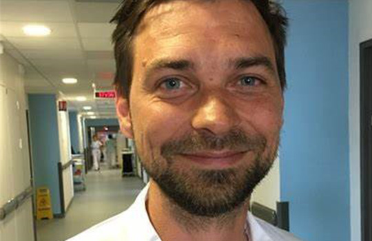 Dr. Le PAIH Jean-Philippe urologue Royan